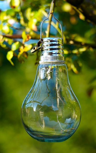 tuinverlichting beschermt vogels